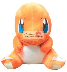 MASKOTKA PLUSZAK POKEMON PIKACHU CHARMANDER HIT